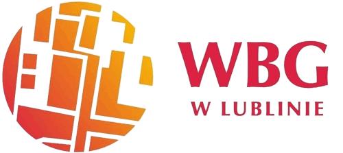 Logo WBG w Lublinie
