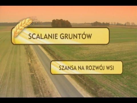 Scalanie gruntów - szansa na rozwój wsi