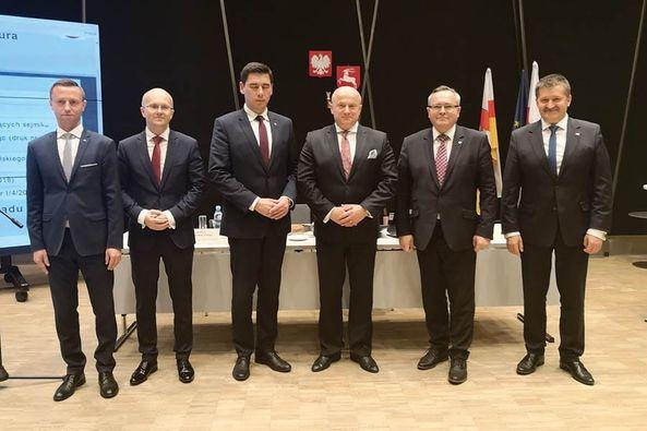 Zarząd który powołał Pana Marka Banacha na Dyrektora WBG w Lublinie