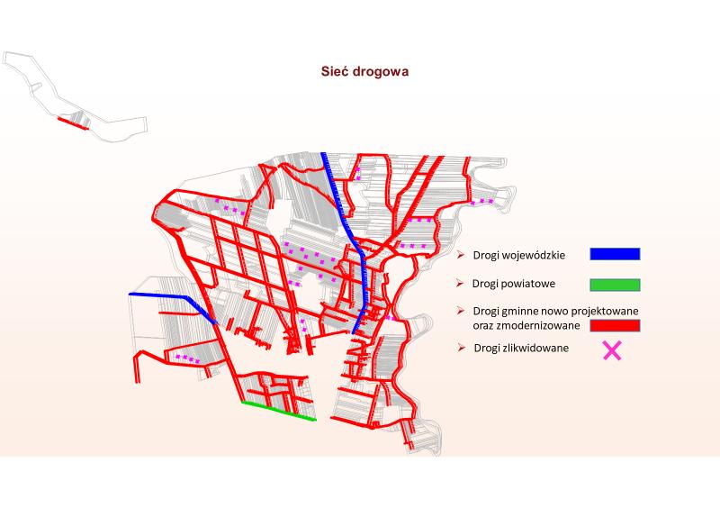 Mapa dróg poscaleniowych